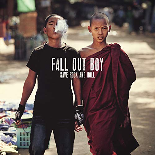 Save Rock And Roll [feat. Elton John] [Explicit]