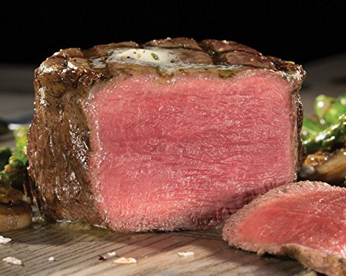 Super Trimmed Crown Filet Mignon Thick Cut, 6 count, 12 oz each from Kansas City Steaks
