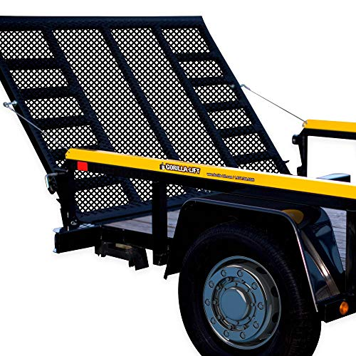 Gorilla-Lift 2-Sided Tailgate Lift Assist – Easily Raise and Lower Your Tailgate With One Hand -Model 40101042GS
