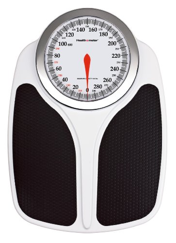 Health o Meter Oversized Dial Scale with Easy to Read Measurements and X Large Platform