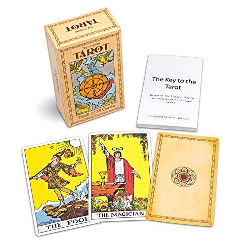 Da Brigh Original Tarot Cards Deck