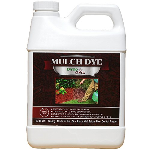 EnviroColor 2,400 Sq. Ft. Sierra Red Mulch Color Concentrate