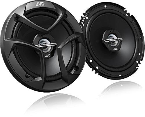 JVC CS-J620 300W 6.5' CS Series 2-Way Coaxial Car Speakers, Set of 2