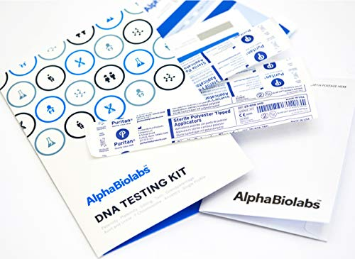 DNA Paternity Test Kit - Fast Results from AlphaBiolabs