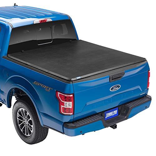 Tonno Pro Tonno Fold, Soft Folding Truck Bed Tonneau Cover   42-200   Fits 2009-18, 19/20 Classic Dodge Ram 1500/2500/3500 6'4' Bed