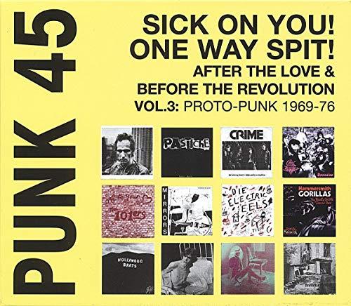 Punk 45: Vol. 3 Proto-Punk 1969-76