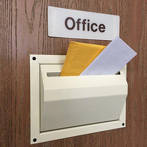 Protex Through-The-Door Letter Drop Box (WSR-162)