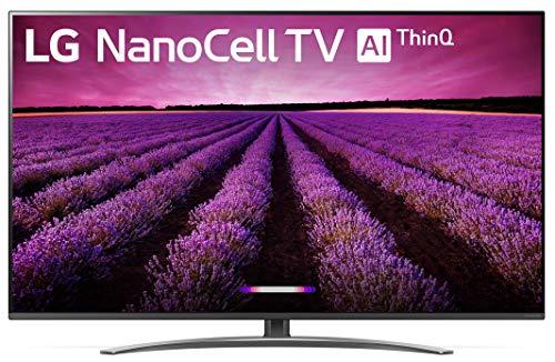 LG 65SM8100AUA Alexa Built-in Nano 8 Series 65' 4K Ultra HD Smart LED NanoCell TV (2019)