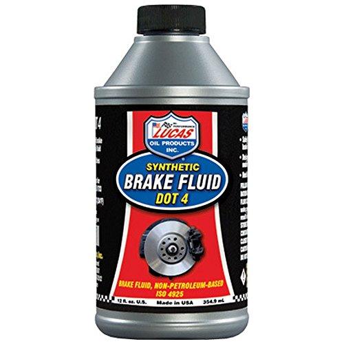 LUCAS OIL 10827 12 ounce Brake Fluid