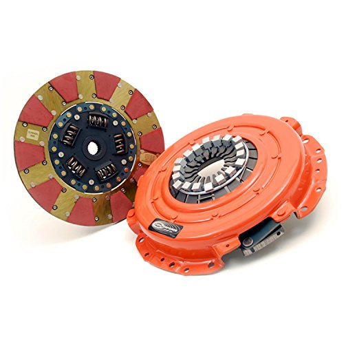 Centerforce DF023500 Dual Friction Clutch Pressure Plate and Disc