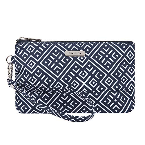 Travelon: Wristlet Clutch - Mosaic Tile