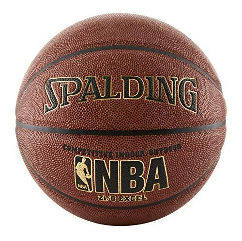 Spalding NBA Zi/O Excel Tournament  Basketball 29.5 Inch