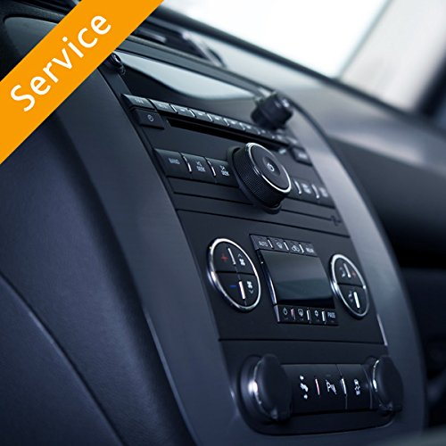 Car Stereo Installation - Single-DIN - In-Store