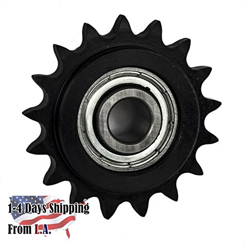 40BB17H-1/2''Bore 17 Tooth Idler Sprocket for 40 Roller Chain