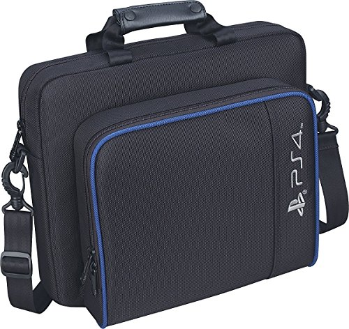 Hard Multifunctional Travel Carry Case Carrying Bag For PlayStation4 PS4 Black