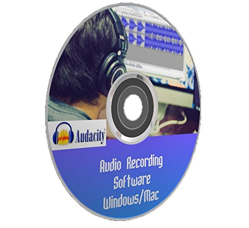 Pro Audio Editing Studio Music Sound Record Edit Software Audacity