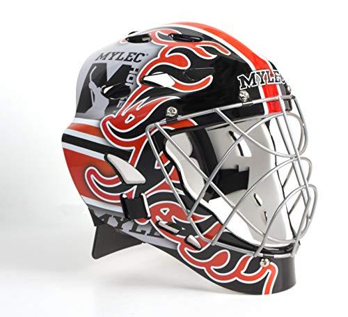 Mylec MK3 Goalie Mask (Flame)