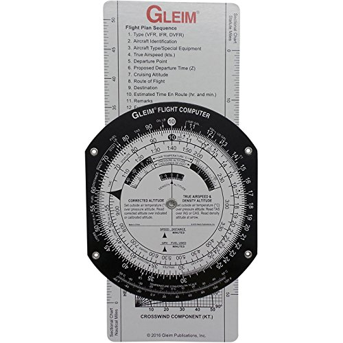 Gleim E-6B Flight Calculator