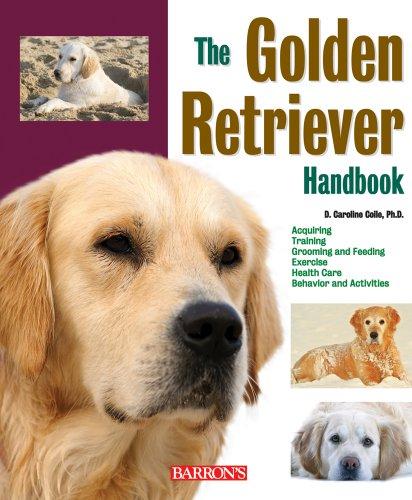 Golden Retriever Handbook (Barron's Pet Handbooks)