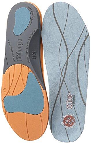 Vionic Unisex Full Length Active Orthotic Insole SupportMedium: Women's 8.5-10 / Men's 7.5-9