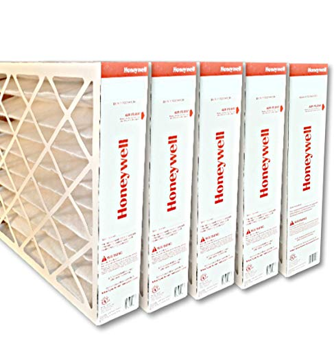 Honeywell FC100A1037 20'x25'x4' Merv 11 Filter Media,(Packaging may vary) Pack of 5