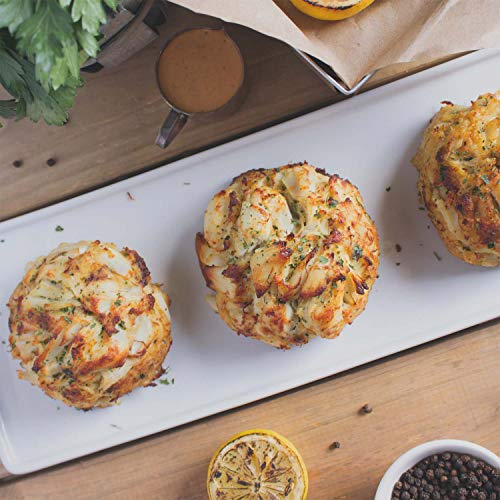 4 Colossal Maryland Crab Cakes (5oz)