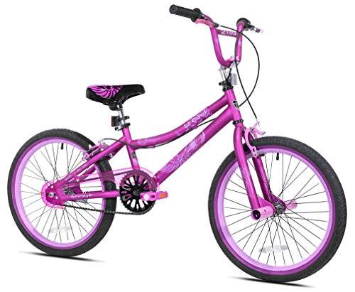 Kent 20' 2 Cool BMX Girl's Bike, Satin Purple