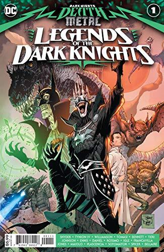 DARK NIGHTS DEATH METAL LEGENDS OT DARK KNIGHTS #1 (ONE SHOT) CVR A TONY S DANIEL