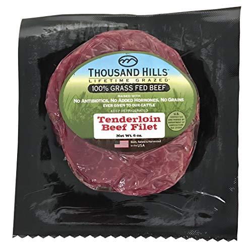 Beef Tenderloin Filet (8 units @ 6oz)