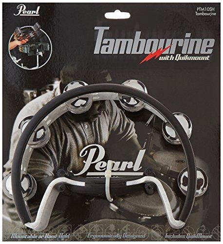 Pearl PTM10SH Quick Draw Tambourine