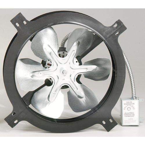 Air Vent Gable Ventilator 53315 Attic and Whole House Fans, Multicolor