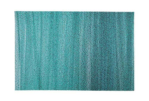 Darkyazi 23.6' x 35.4' Colorful Doormats Entrance Front Door Rug Funny Outdoors/Indoor/Bathroom/Kitchen/Bedroom/Entryway Floor MatsNon-Slip Rubber (Blue)