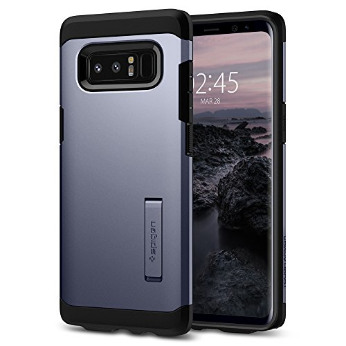 Spigen Tough Armor Designed for Samsung Galaxy Note 8 Case (2017) - Orchid Gray
