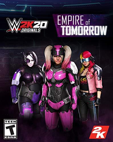 WWE 2K20 Originals: Empire of Tomorrow Downloadable Content - [PC Online Game Code]