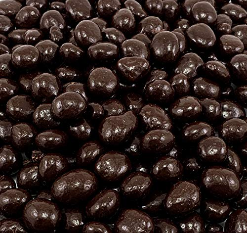 Sunny Island Dark Chocolate Covered Espresso Beans, Premium Gourmet Candy, 2 Pounds Bag [Free Cool-Pack]