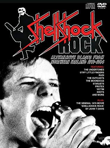 Shellshock Rock: Alternative Blasts From Northern Ireland 1977-1984 /Various (3CD + DVD)