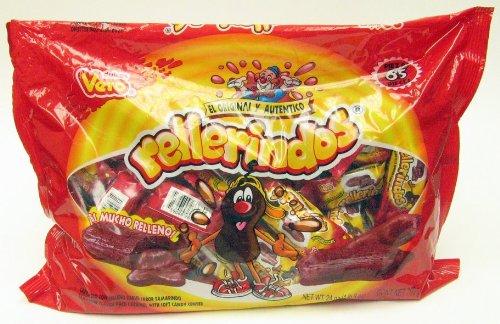 Pinatas Vero Mexican Tamarindo Candy Rellerindos - 65 Count [Misc.]