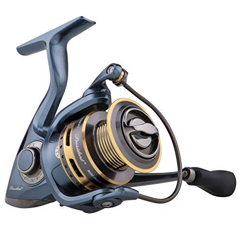 Pflueger PRESSP25X President Spinning Fishing Reel