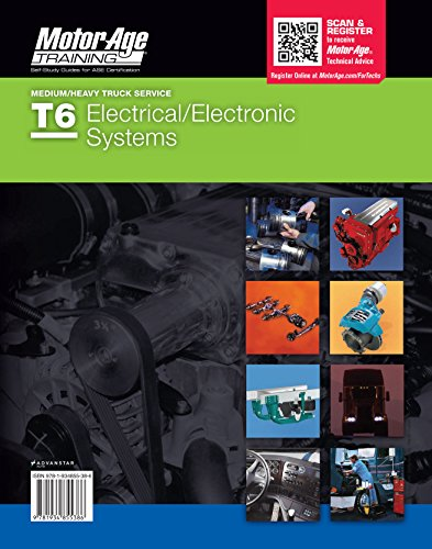 ASE T6 Test Prep: Electrical/Electronic Systems (Motor Age Training)