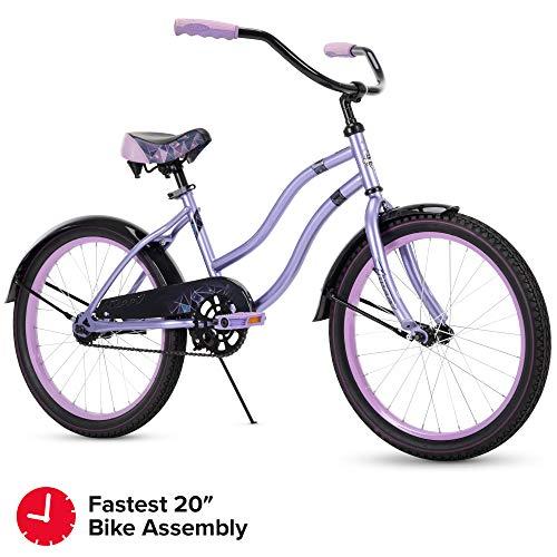 Fairmont 20' Girls Cruiser Lavender Quick Connect