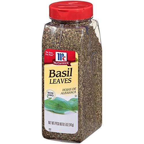 McCormick Basil Leaves, 5-Ounce