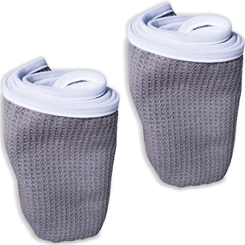 desired body Fitness Gym Towels (2 Pack) for Workout, Sports and Exercise - Soft, Lightweight, Quick-Drying, Odor-Free