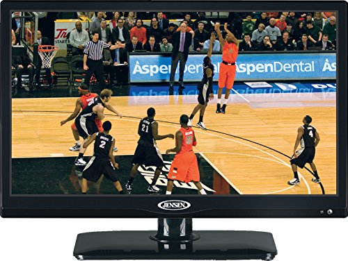 ASA Jensen JTV1917DVDC 19' Inch LCD TV with Built-In DVD Player, DC Power