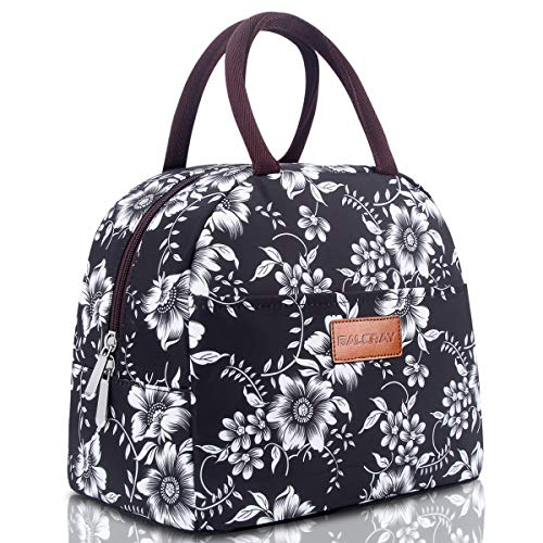 BALORAY Lunch Bag for Women Insulated Lunch Tote Bag Durable Lunch Bag Lunch Container Perfect for Work