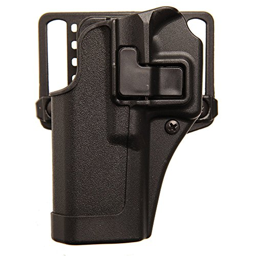 BLACKHAWK 410565BK-R CQC Concealment Serpa Holster for Springfield Armory XDS 3.3' Black