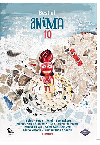 Best of Animation 10 (12 Films) ( Balls (Boles) / Futon / Wind / Somewhere / Marcel, King of Tervuren / Mia / The Mist Is Coming In (Rêves de brume) / Ar [ NON-USA FORMAT, PAL, Reg.0 Import - France ]
