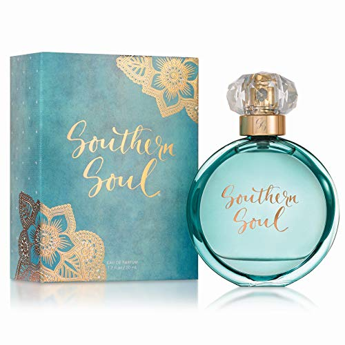 Southern Soul Perfume for Women by Tru Fragrance and Beauty - Natural and Authentic Spray - Fruity Floral Scent Perfume - Warm and Intoxicating - 1.7 oz 50 ml