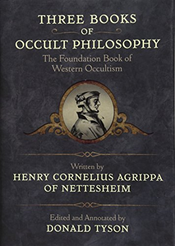 Three Books of Occult Philosophy (Llewellyn's Sourcebook)