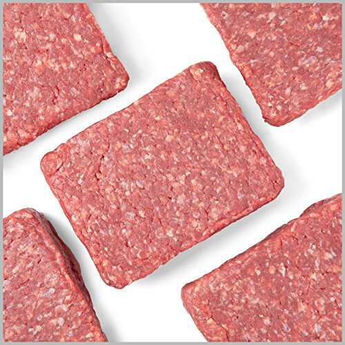 Pre, 16 (1LB) 85% Lean Ground Beef Bricks  100% Grass-Fed, Grass-Finished and Pasture-Raised Beef