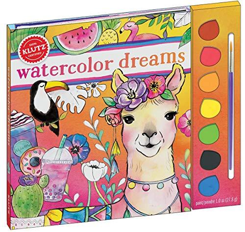 Klutz Watercolor Dreams, Multi